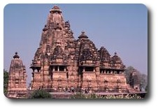Vishwanath Temple, Khajuraho, India