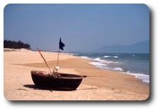 China Beach near Hoi An, Vietnam