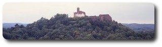 Wartburg Castle, Eisenach, Germany