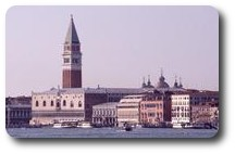Palazzo Ducale and the Bell Tower, Venice, Italy