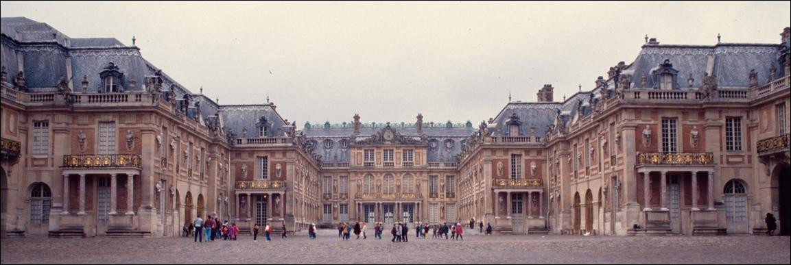 Palace of Versailles, near Paris, France